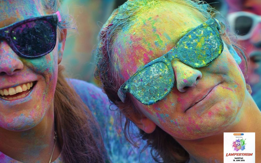 Sicherheitskonzept Holi Heart Festival in Lampertheim